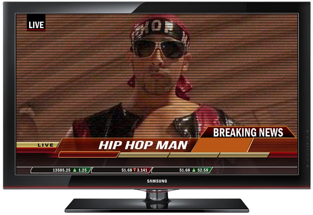 042 Hip Hop Man