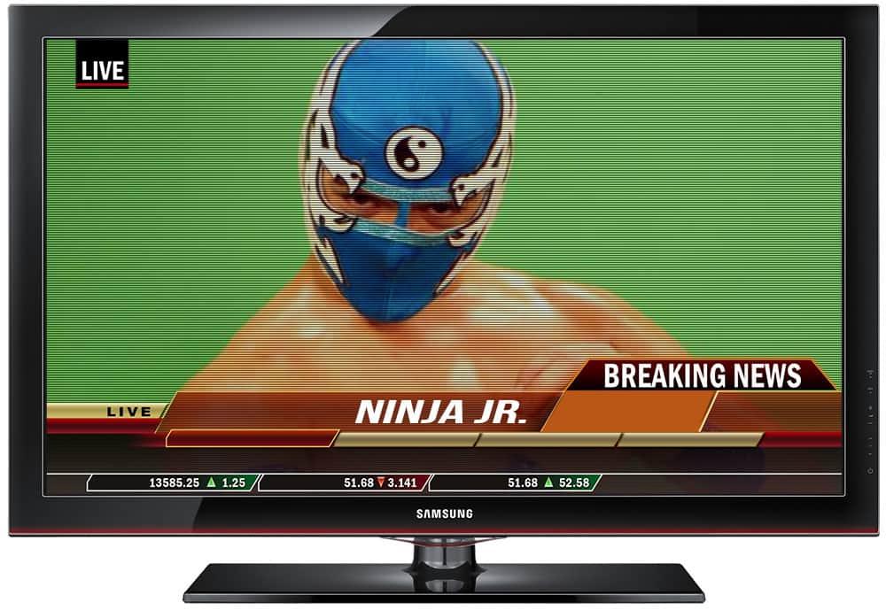 054 Ninja Jr