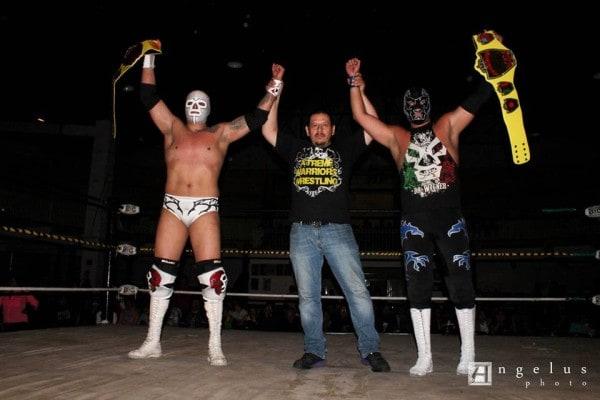 Nuevos Campeones Mundiales de Parejas XWW.