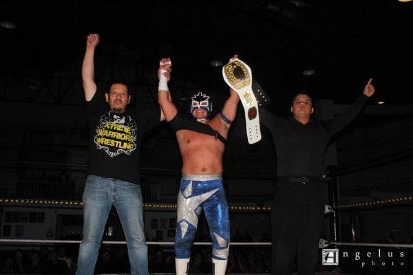 Super Nova es nuevo Campeón Mundial Crucero XWW.