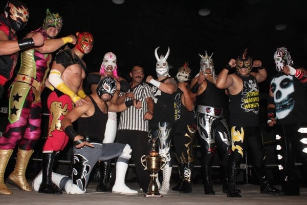 Torneo Cibérnetico XWW.