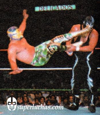 Canek vs. Rayo de Jalisco Jr.