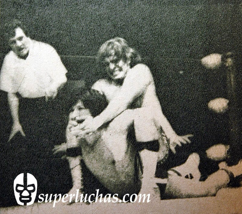Divino Roy vs. Ringo Mendoza