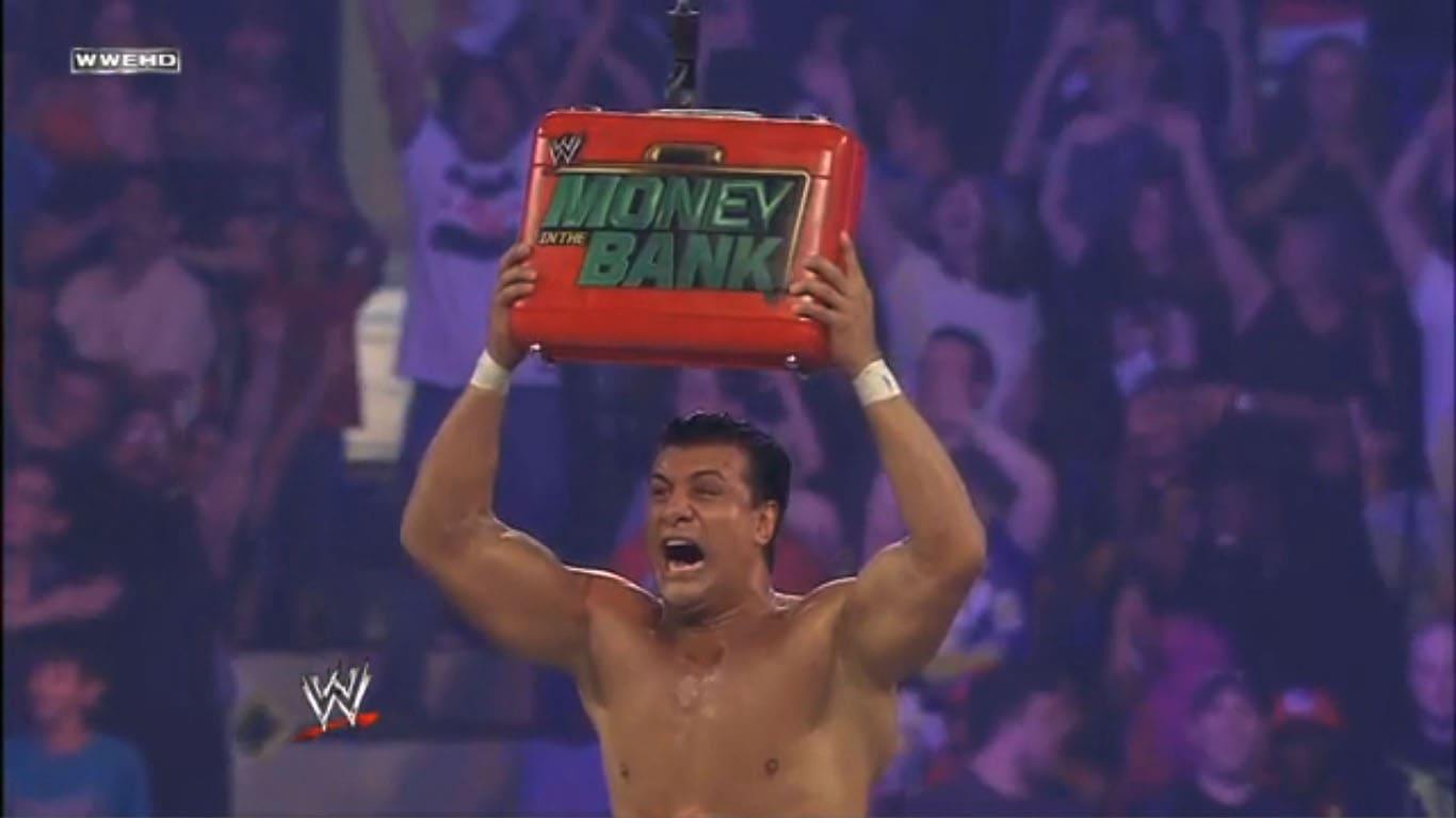 Alberto Del Rio gana el maletín MITB en Money in the Bank 2011