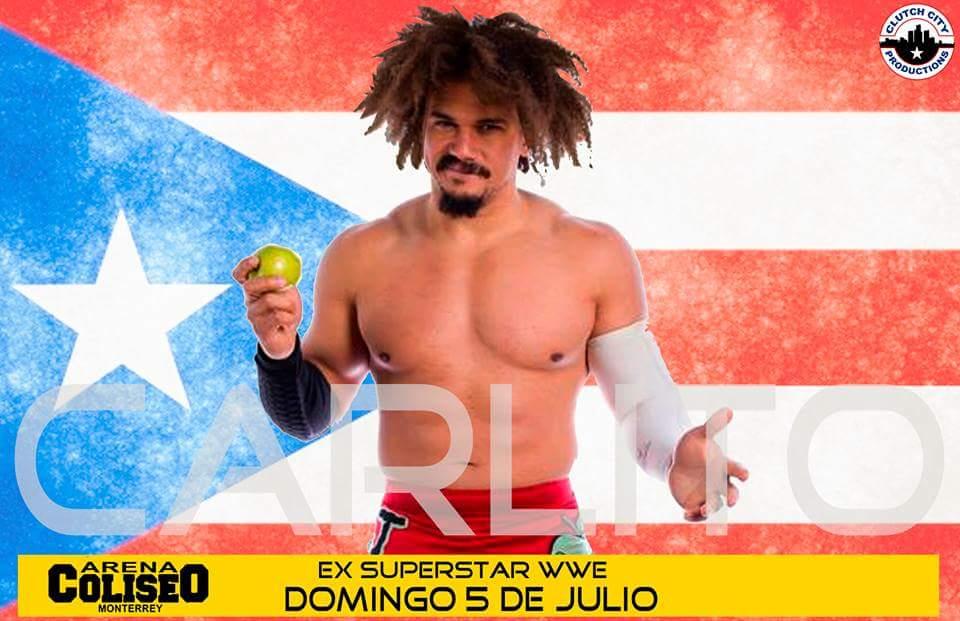 Carlito regresa a México 5