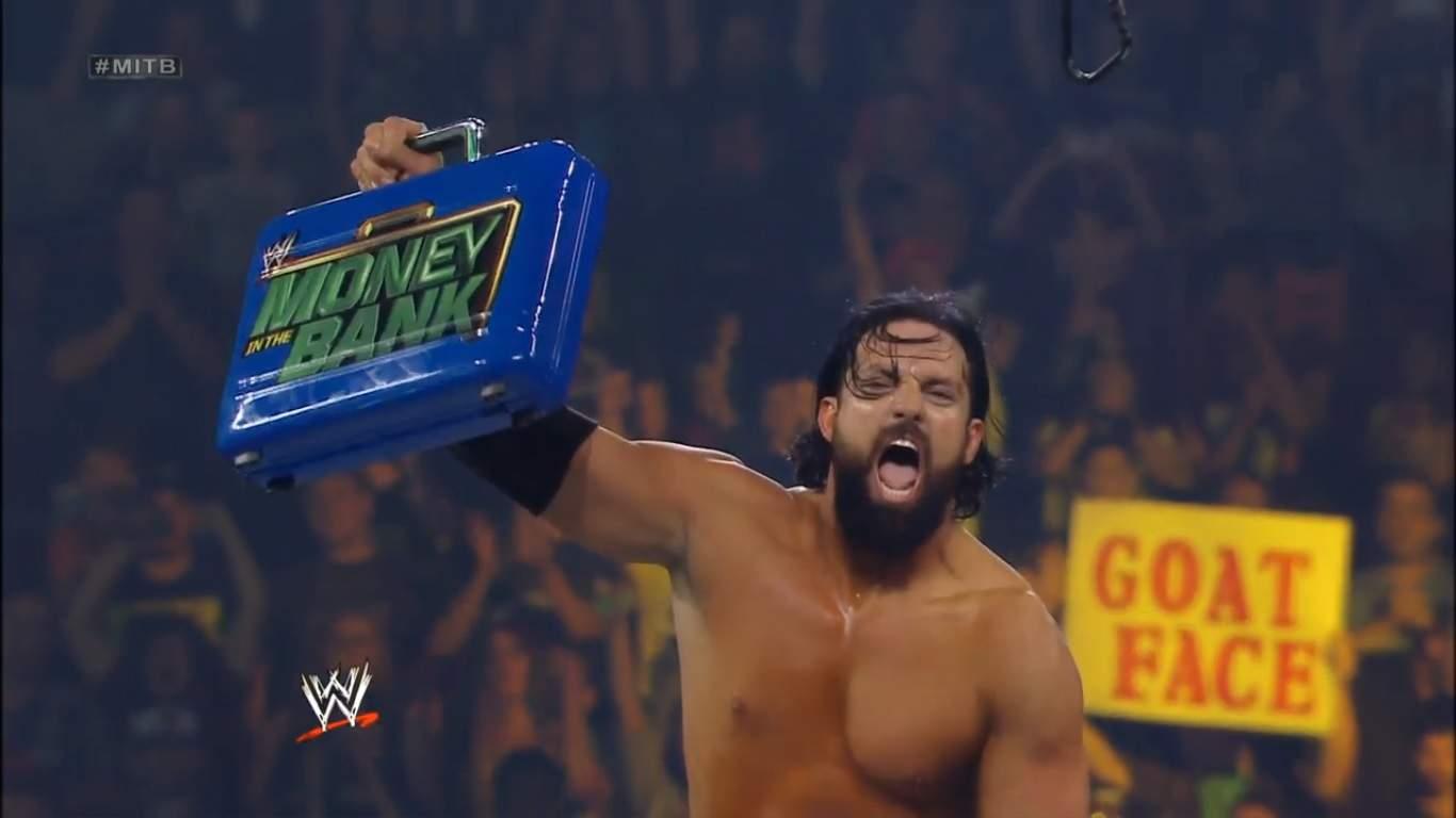 Damien Sandow gana el maletín MITB en Money in the Bank 2013