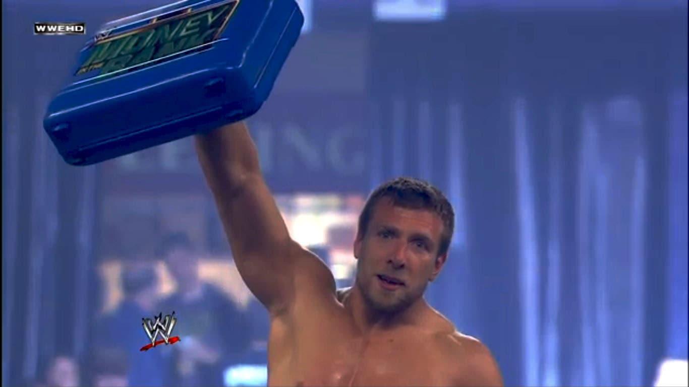 Daniel Bryan gana el maletín MITB en Money in the Bank 2011