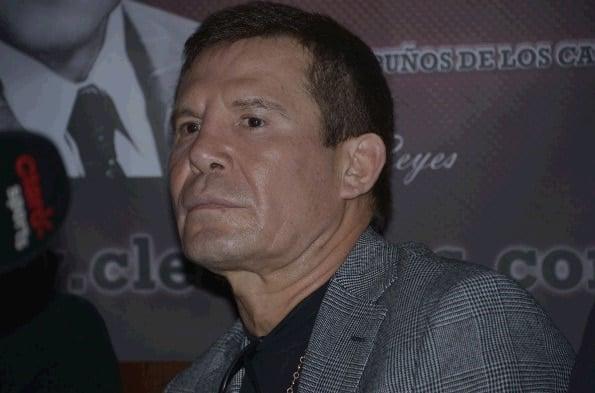 Asaltaron a Julio César Chávez en la Ciudad de México 2