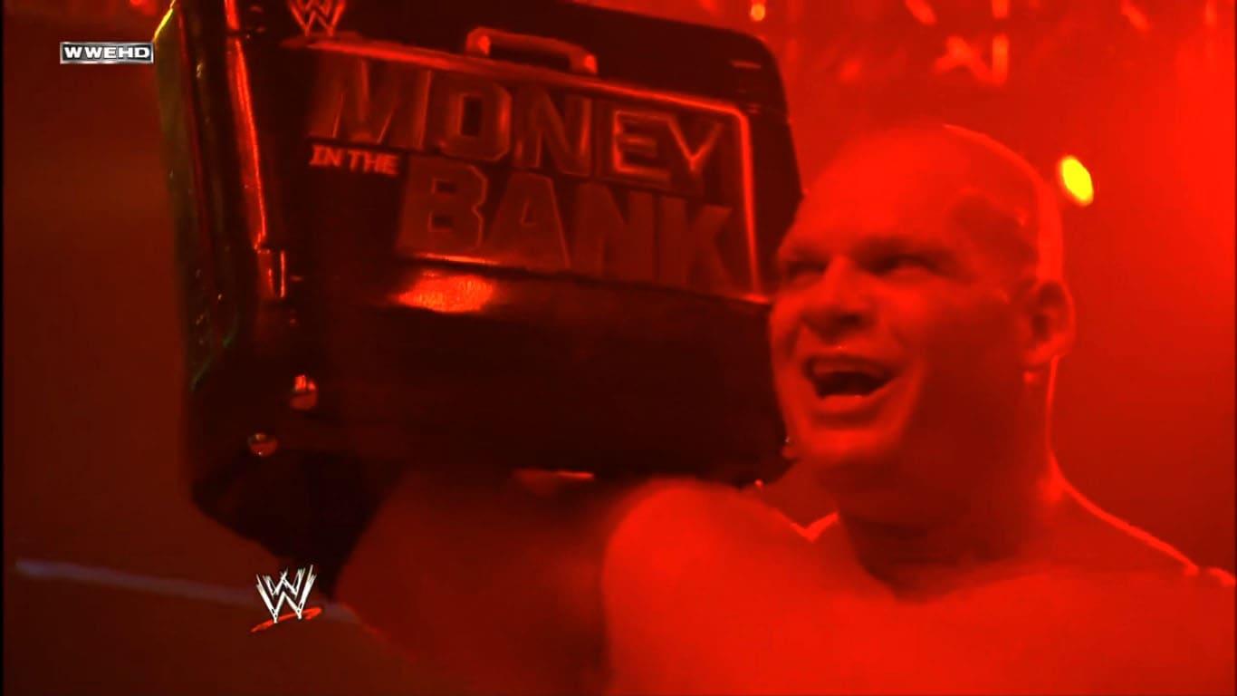 Kane gana el maletín MITB en Money in the Bank 2010