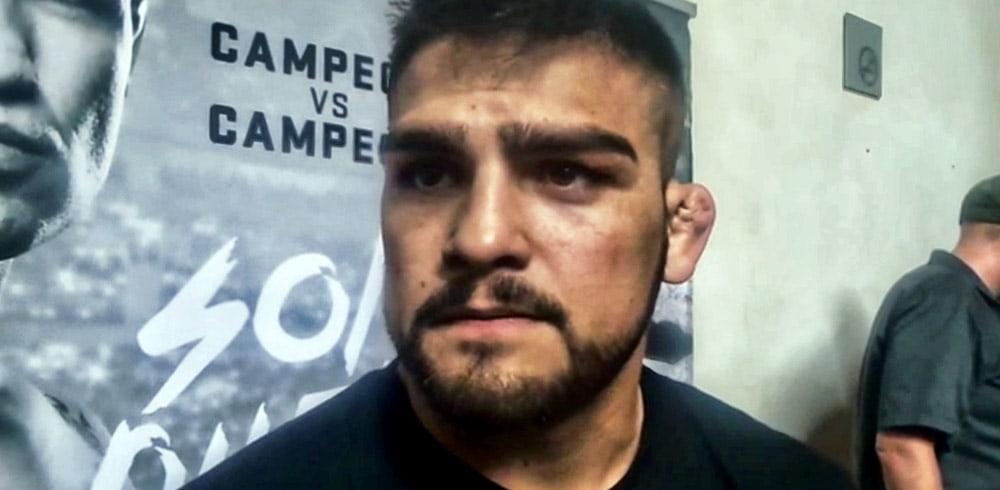 Kelvin Gastelum multado por incidente en el pesaje de UFC 244 6