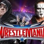 The Undertaker vs. Sting en WWE WrestleMania 32