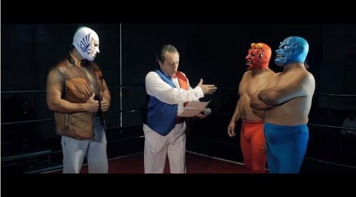 El Bronco Rodríguez, presente en Verano de Escándalo. 20