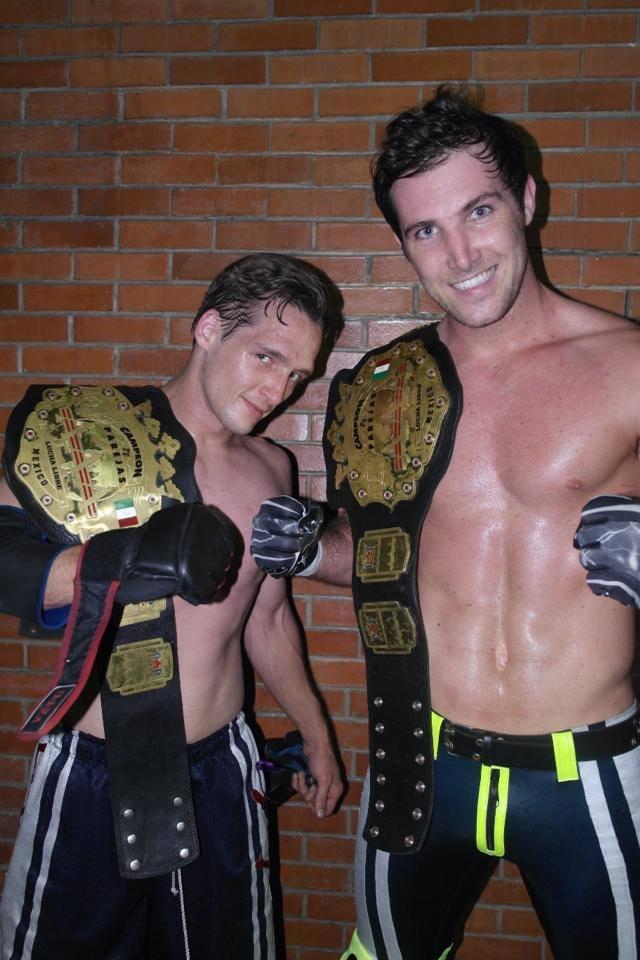Los ex Campeones de Parejas AAA: Angélico y Jack Evans aparecerán en PWG 1