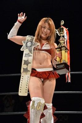 Chica Tormenta e Io Shirai hacen su tryout con WWE 2