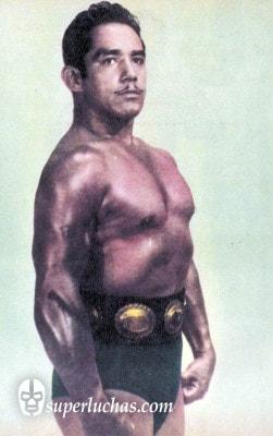 """Carlos """"Tarzán"""" López"""