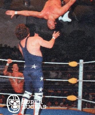 Héctor Garza vs. El Dandy