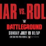 WWE Battleground 2015 - facebook.com/wwe