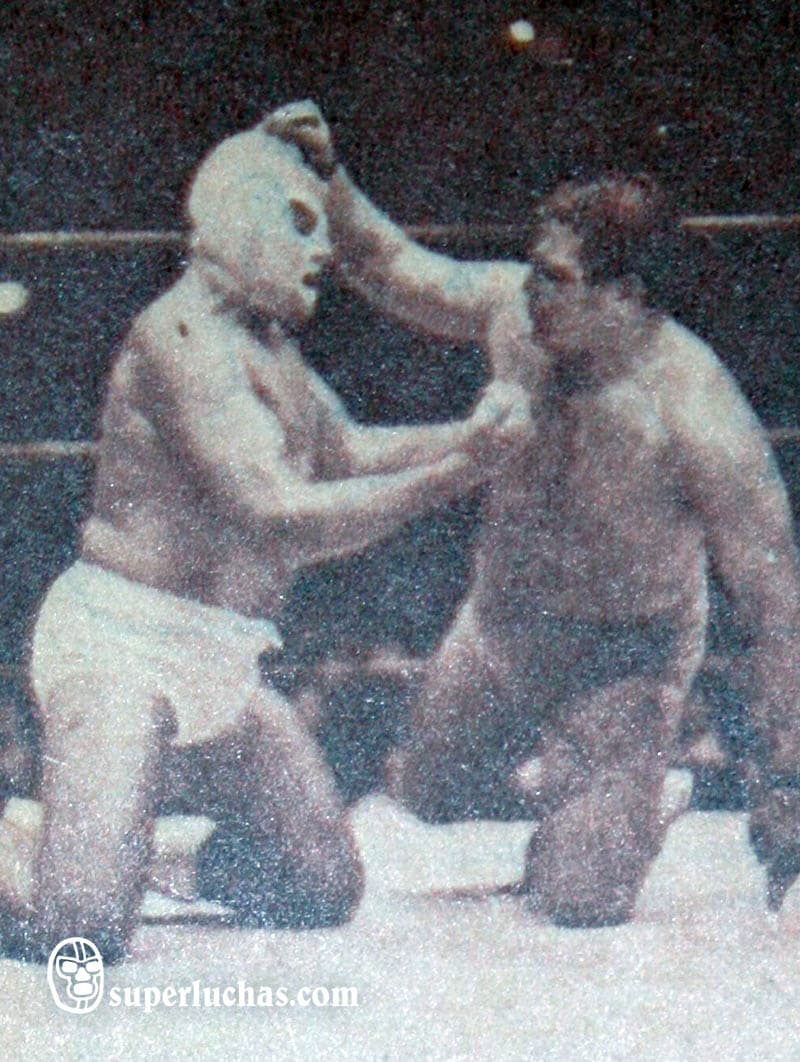 Ángel Blanco vs. Raúl Reyes