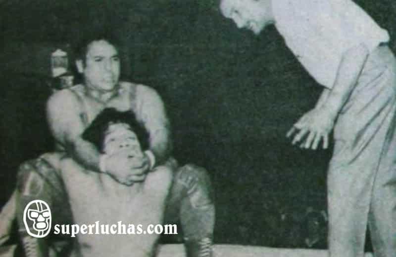 Enrique Vera vs. Raúl Reyes