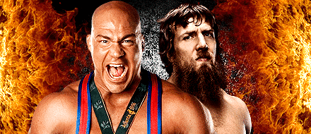 Kurt Angle vs Daniel Bryan