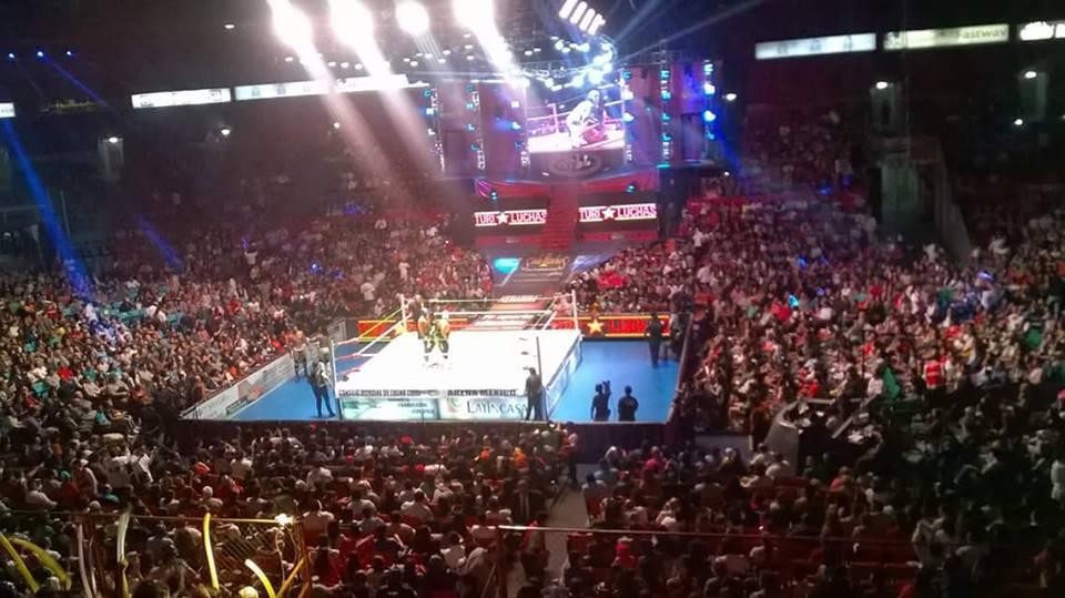 CMLL: Listas las duplas por el Campeonato Nacional Femenil de Parejas 1