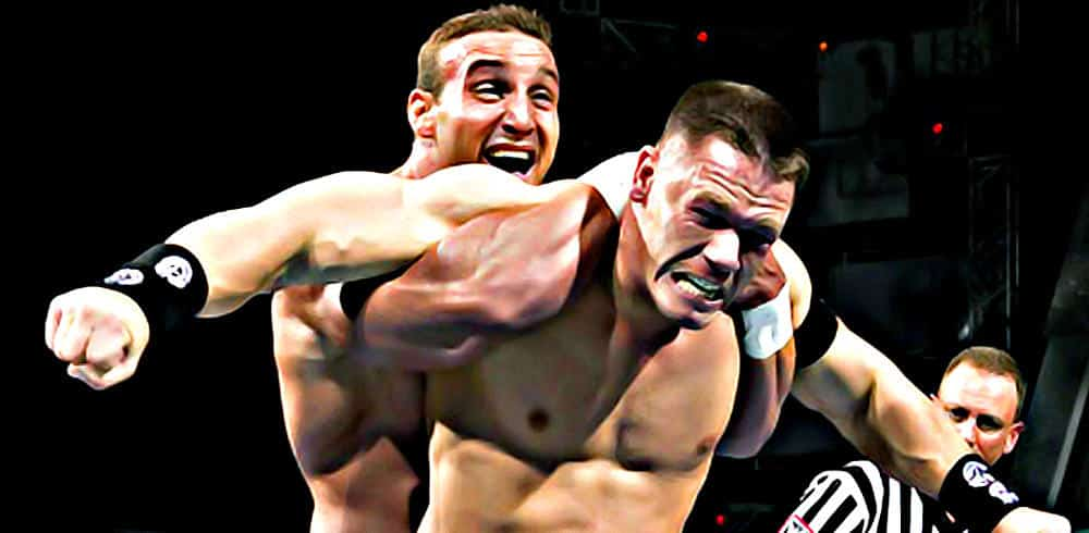 """10 luchadores considerados """"el futuro de WWE"""" que quedaron en el olvido 7"""