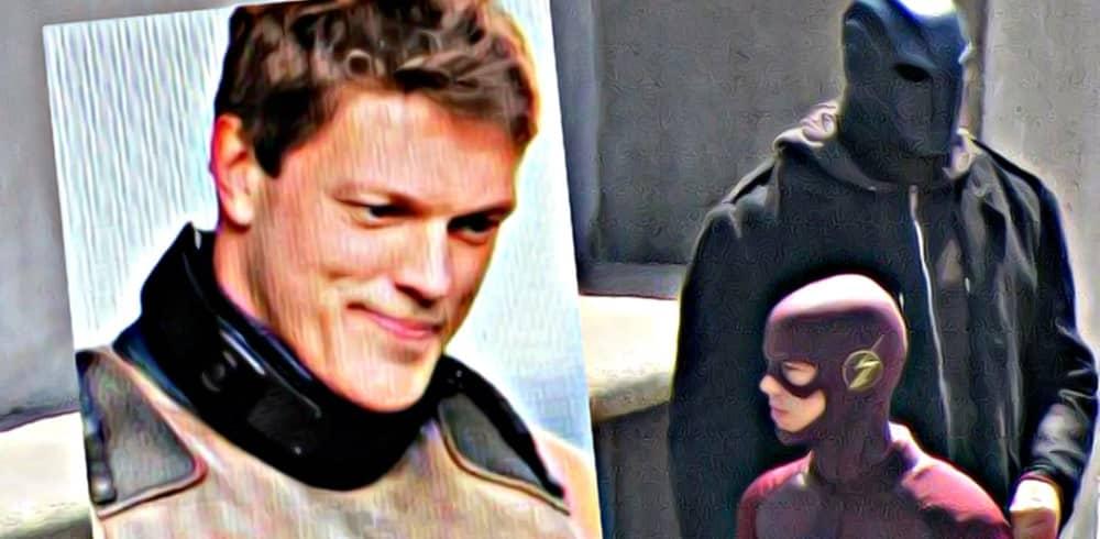 Edge aparecerá en la serie televisiva Flash como un misterioso villano 3