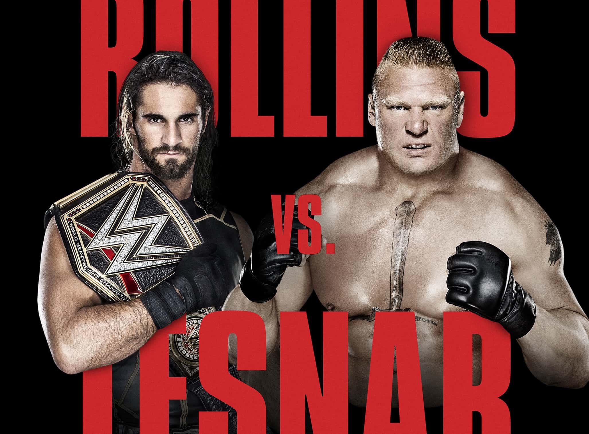 WWE Battleground 2015 - Cartel final y cómo ver 4