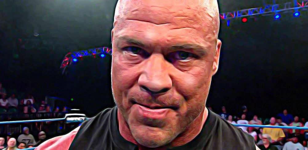 "Kurt Angle pregunta: ""¿Eres un verdadero fan de la lucha?"" 1"