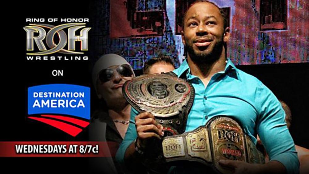 Se agregan 5 luchas para la función del viernes 22 de Ring Of Honor, un día antes de la aparición de AJ Styles 2