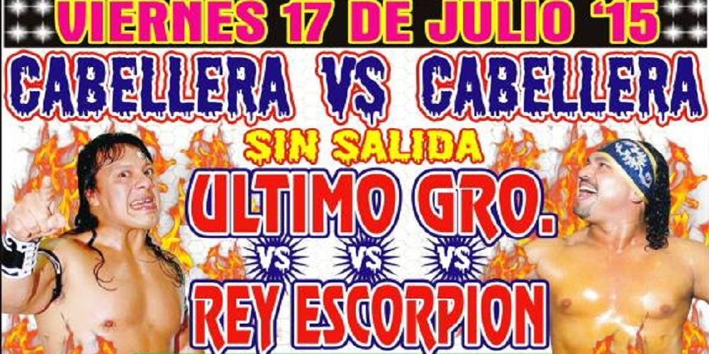 """CMLL - """"Este Escorpión no creo que se me vaya"""": Último Guerrero 12"""