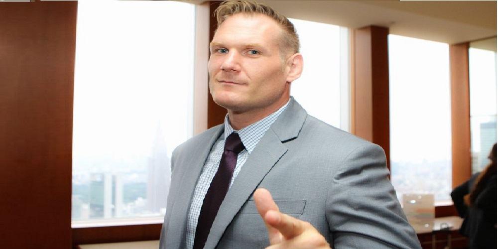 Josh Barnett despedido de UFC 3