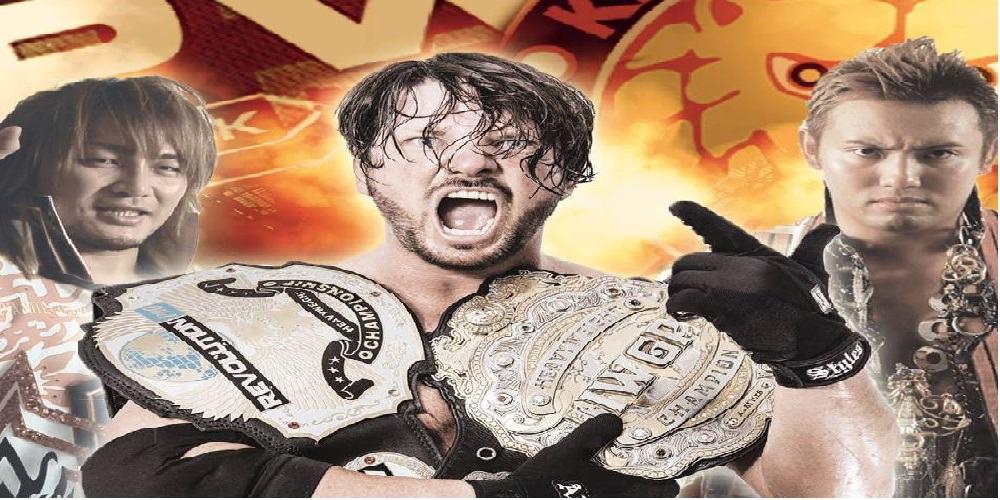 """RPW presenta """"Global Wars UK"""" con la presencia de las estrellas de NJPW 7"""