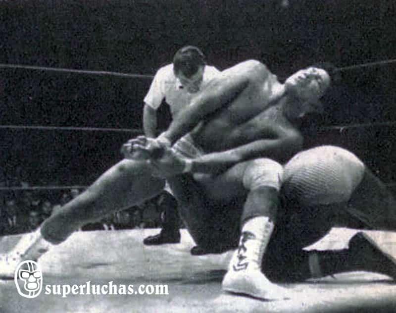Ray Mendoza vs. Dorrel Dixon
