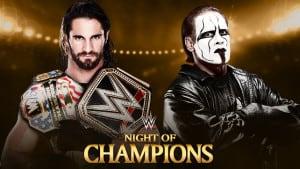 Seth Rollins vs. Sting en Night of Champions - WWE.com