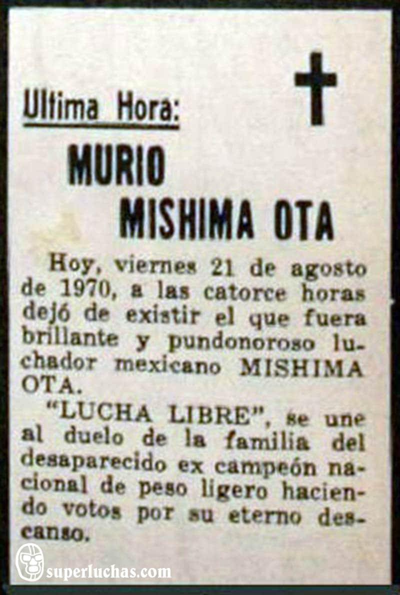 Mishima Ota