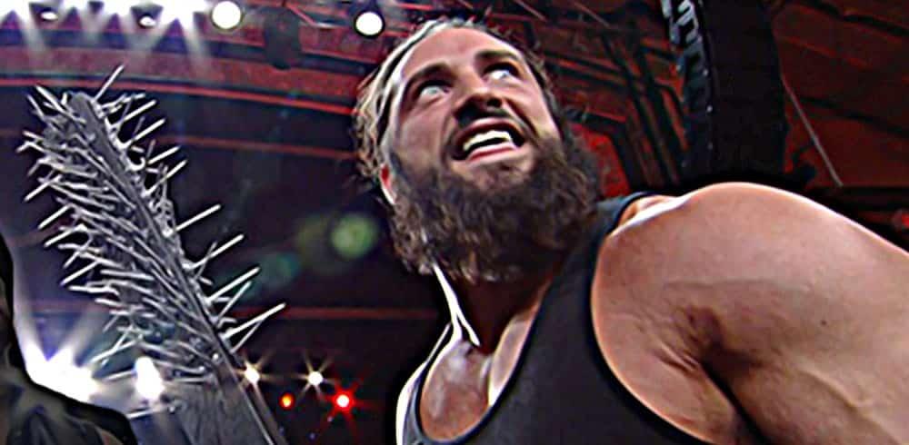 Bram de Impact Wrestling! sufrió una grave lesión en el ring 1