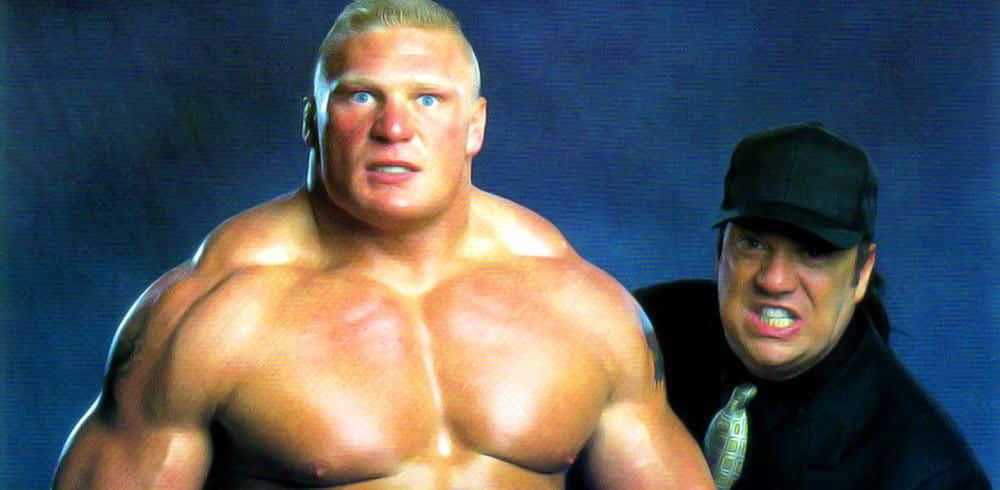 La impresionante historia de triunfos y campeonatos de Brock Lesnar en WWE... Antes de que debutará oficialmente 7
