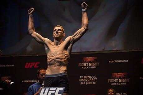 Tras victoria en UFC Auckland Dan Hooker quiere peler con Justin Gaethje 1