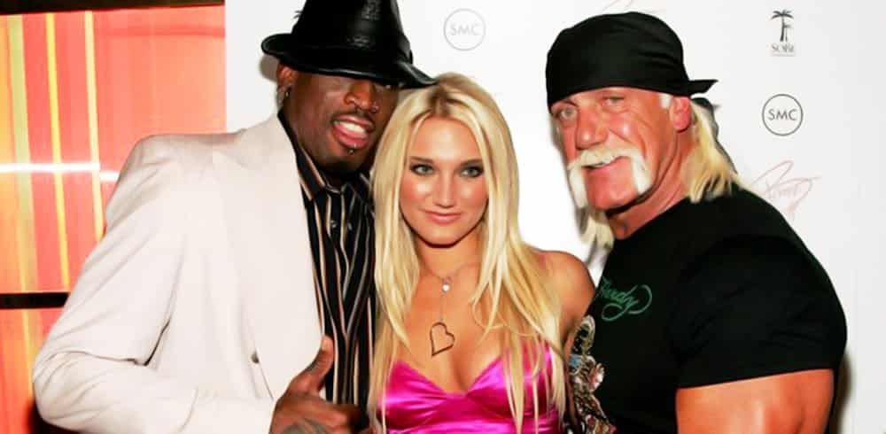 """Para Brooke Hogan, el que WWE eliminara a Hulk Hogan de su website, """"es como hacer leña del árbol caído"""" 1"""