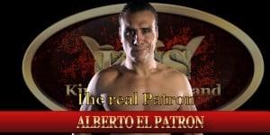 Alberto El Patrón se presentará en Suiza. 9
