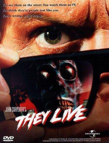 They Alive, el actor de culto había nacido.