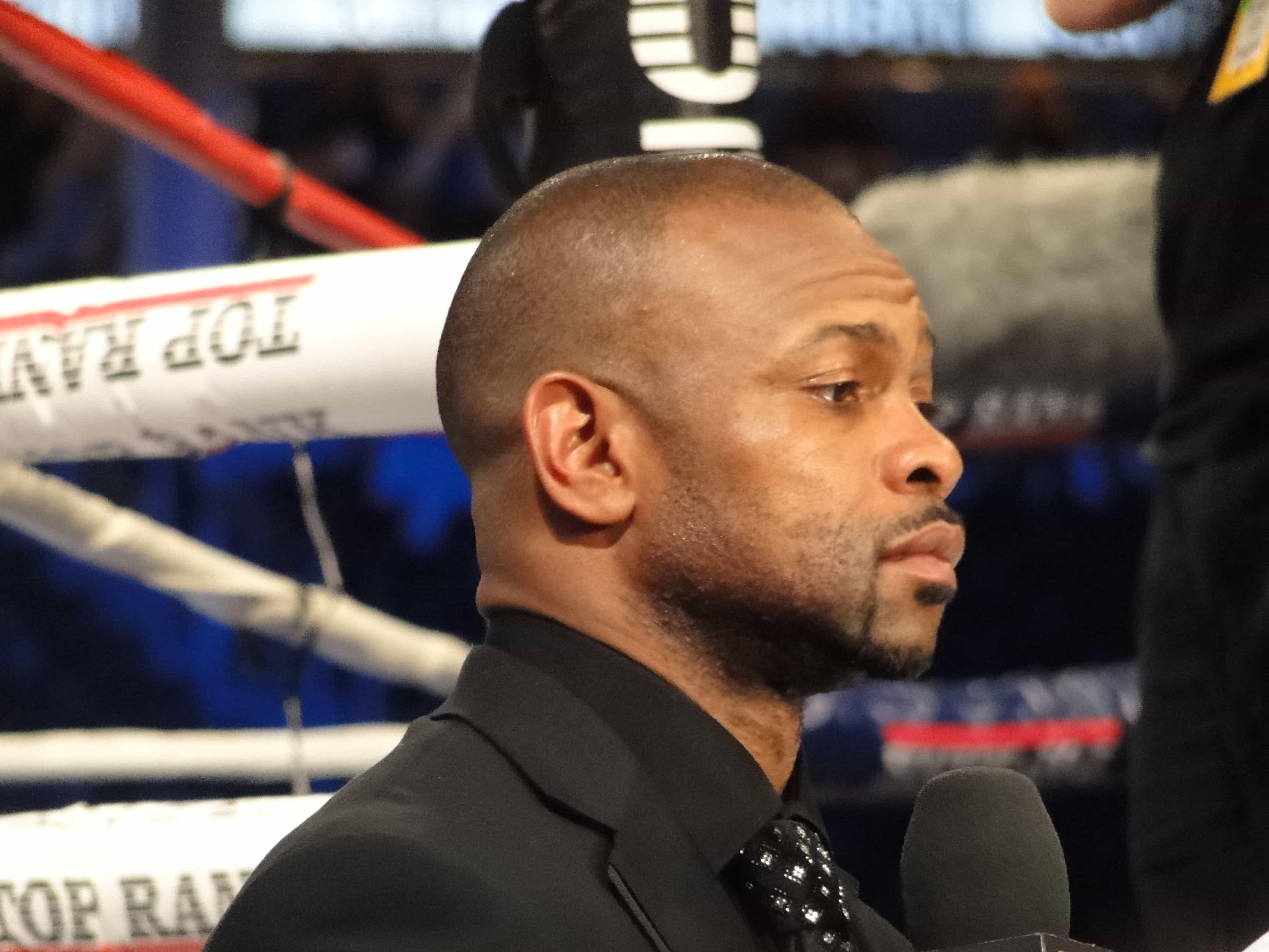 Mike Tyson contra Roy Jones