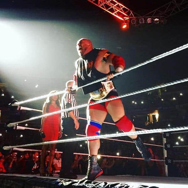 Ryback en WWE Live Puerto Rico 2015