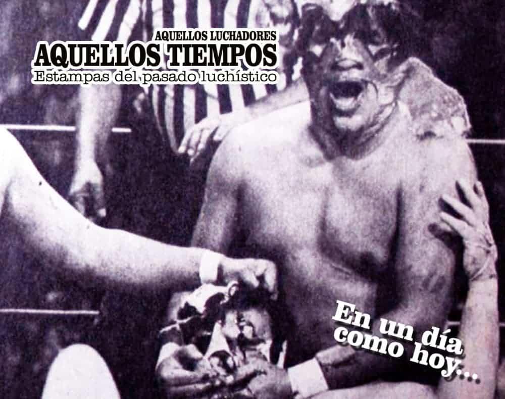 En un día como hoy... 1984: Otro sangriento choque entre Villanos y Brazos, ahora jugándose cien mil pesos 8