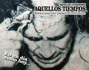 En un día como hoy... 1954: Cavernario Galindo es rapado por el enmascarado español Halcón Negro 4