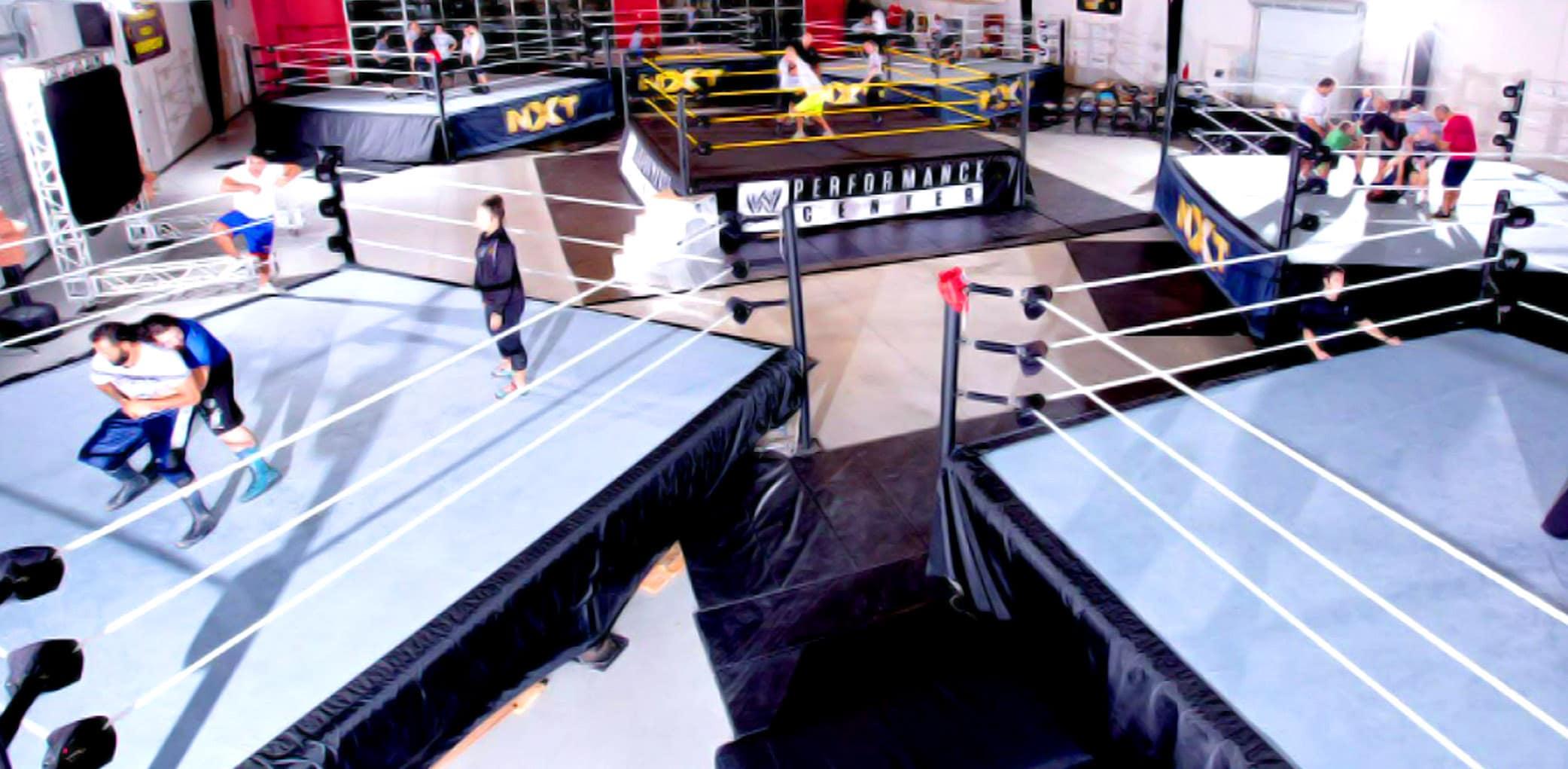 Que se preparen: WWE ampliará el Performance Center 1