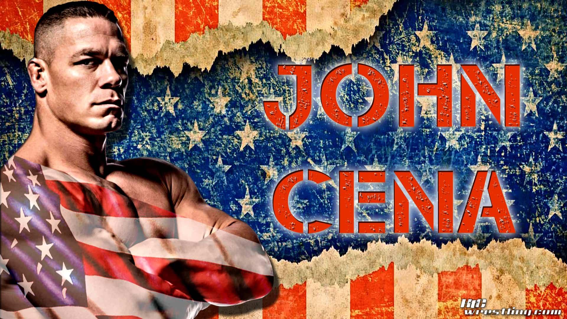 John Cena - Wallpaper by htcwrestling.com