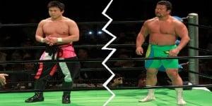 Katsuhiko Nakajima será luchador independiente y ya no representa a Diamond Ring 7