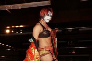 La tremenda KANA ha firmado con WWE 3